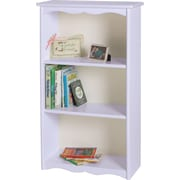 Little Colorado Traditional Child's 40'' Bookcase; Sanded/Unfinished