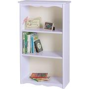 Little Colorado Traditional Child's 40'' Bookcase; Honey Oak