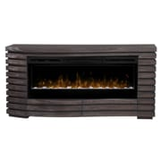 Dimplex Elliot TV Stand with Electric Fireplace; Acrylic Ice