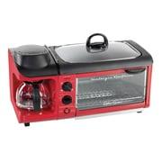 Nostalgia Electrics Retro Series 4-Slice 3-in-1 Breakfast Station Toaster
