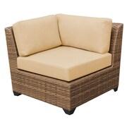 TK Classics Laguna Side Chair (Set of 2); Sesame