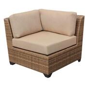 TK Classics Laguna Side Chair (Set of 2); Wheat