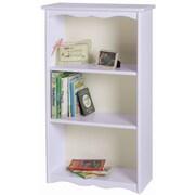 Little Colorado Traditional Child's 40'' Bookcase; Lavender MDF