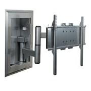 Peerless-AV Extending Arm Universal Wall Mount for 32'' - 60'' Plasma/LCD; Silver