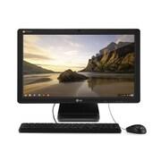 LG – Ordi Chromebase tout-en-un de 22 po 22CV241-B.ACC, Intel Celeron-2955U 1,40 GHz, DDR3L 2 Go, SSD 16 Go, Google Chrome