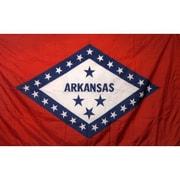 NeoPlex Arkansas Traditional Flag; Nylon