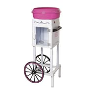 Nostalgia Electrics Hard and Sugar-Free Candy Cotton Candy Cart