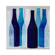 Ink + Ivy 'Pop Bottles' Painting Print