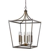 Acclaim Lighting Kennedy 8 Light Foyer Pendant by