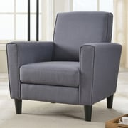 Container Arm Chair; Grey