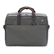 Natico Portfolio Bag; Light Gray
