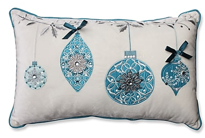 Pillow Perfect Ornaments Lumbar Pillow