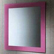 Gedy by Nameeks Maine Vanity Mirror; Pink
