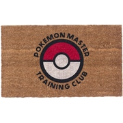 Coco Mats N More Pokemon Master Club Doormat