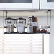 Yamazaki USA Tower Under Shelf Spice Rack; Black