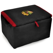 Imperial BS Bedroom Bench; Chicago Blackhawks