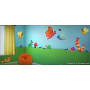 IStickUp Cute As a Bug Wall Decal; 30'' H x 19'' W
