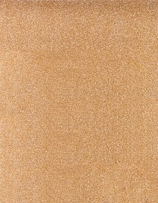 LUX 8 1/2 x 11 Cardstock (8 1/2 x 11) - Rose Gold Sparkle - Pack of 250 (2444845) 2444845