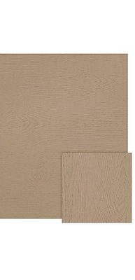 LUX 8 1/2 x 11 Cardstock (8 1/2 x 11) - Oak Woodgrain - Pack of 50 (2445080) 2445080