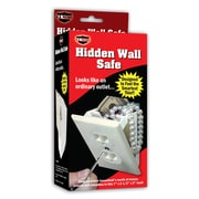 U.S. Patrol Key lock Hidden Wall Safe (JH558)