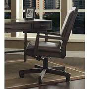Fairfax Home Collections Blair Mid-Back Executive Office Chair; Brown