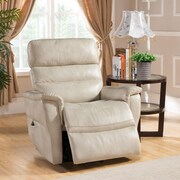 AC Pacific Avery Large Power Reclining Lift Chair