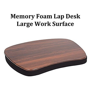Sofia Sam Oversized Lapdesk Wood Top 5004 Staples 174