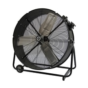 "TPI 30"" Commercial Direct Drive Portable Blower Fan, Gray/Black/Silver (CPBS30D)"