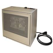 TPI 13106 BTU Dual Heat Fan Forced Portable Electric Heater, Beige (H474TMC)