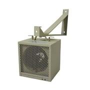 TPI Fostoria® 13652 BTU Fan Forced Portable Electric Heater, Off White/Beige (HF5848TC)