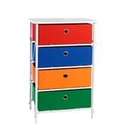 RiverRidge® Kids Sort & Store Kids 4-Bin Organizer - Boys (02-067)