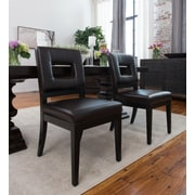 Elements Fine Home Furnishings Savy Side Chair (Set of 2)
