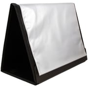 JAM Paper® Easel Fold Display Book, 9 x 12, Sold Individually (176BL)