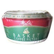 Melitta Junior Basket Coffee Filter (Set of 100)