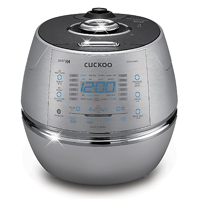 Cuckoo Electronics 10-Cup Stainless IH Pressure Cooker WYF078279397758