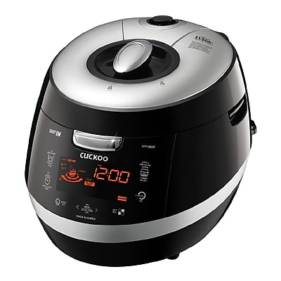 Cuckoo Electronics 10-Cup IH Pressure Rice Cooker WYF078279397761
