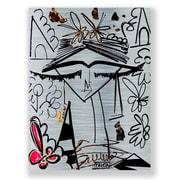 Two Palms Art Bazaar 'Frida Mi Amor' by Jenny Perez Wall Art on Plaque; 51.47'' H x 38.6'' W x 1'' D