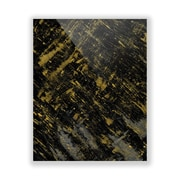 Two Palms Art Bazaar 'Jet Set' by Bohemian Riot Graphic Art on Plaque; 18.75'' H x 15'' W x 1'' D