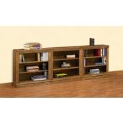 A&E Wood Designs Britania 36'' Standard Bookcase