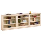 A&E Wood Designs Hampton 36'' Standard Bookcase