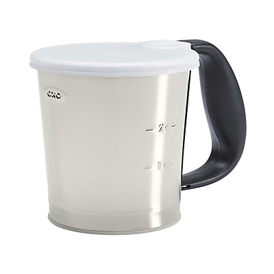 OXO Good Grips Stainless Steel Flour Sifter WYF078279053978
