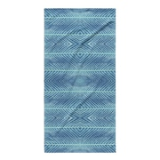 Kavka Palms Bath Towel; Blue