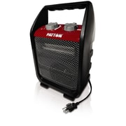 Patton 1,500 Watt Portable Electric Utility Heater w/ Adjustable Thermostat