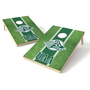 Tailgate Toss NCAA Field Cornhole Game Set; Weber State Wildcats