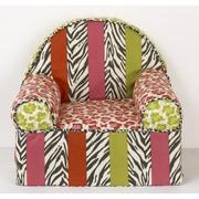 Cotton Tale Here Kitty Kitty Kids Cotton Foam Chair