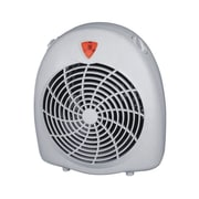 Pelonis 600/900/1500 Watts Portable Electric Fan heater w/ Adjustable Thermostat