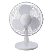 Pelonis 12'' Oscillating Table Fan