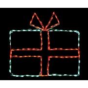 Brite Ideas Large Gift Box LED Light