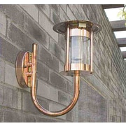 Pomegranate Solutions 1 Light Outdoor Sconce