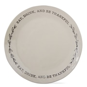 TAG Thanksgiving Be Thankful Platter